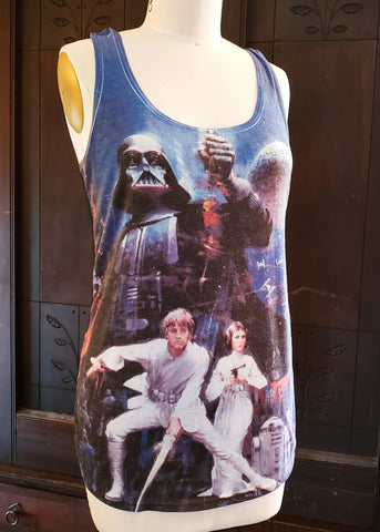 A New Hope Tank Top (Large)