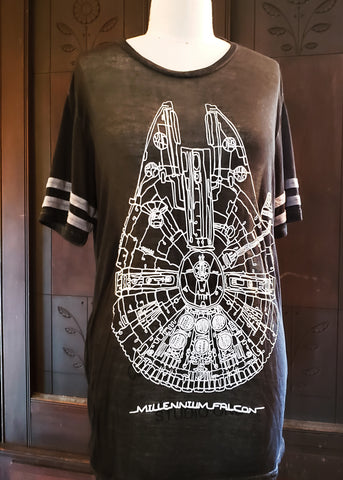 Millenium Falcon T-shirt (Small)