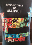 Marvel's Periodic Table (Small)