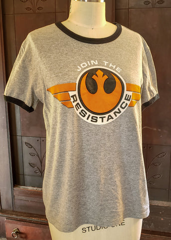"""Join the Resistance"" T-shirt (Small)"