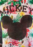 Tropical Mickey Mouse Tank Top (Large)