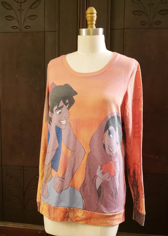 Aladdin & Jasmine Sweater (Large)