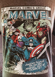 Marvel Comics T-shirt (Medium)