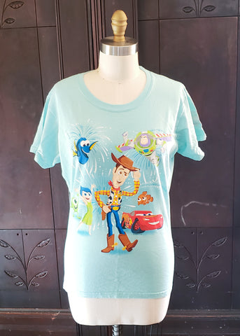 Pixar Mash-up T-shirt (XL)