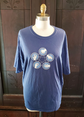 Rock, Paper, Scissors, Lizard, Spock (XL)