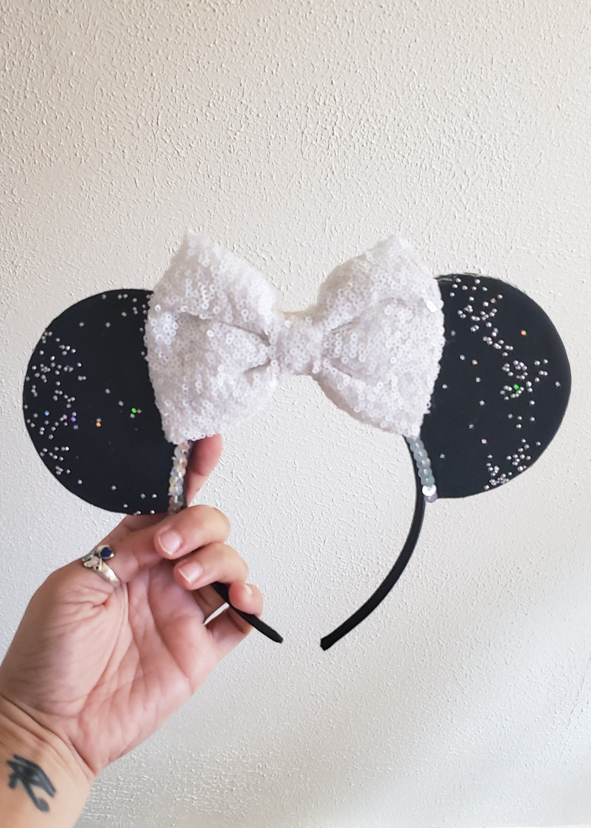 Snowy Night Mouse Ears