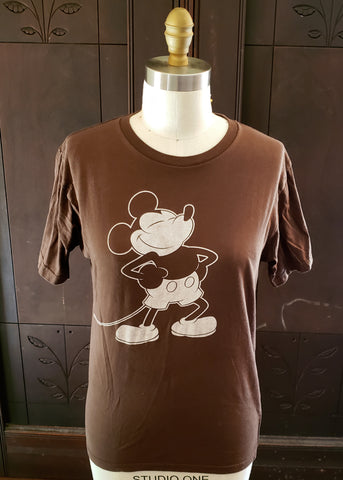 Mickey Mouse T-shirt (XL)