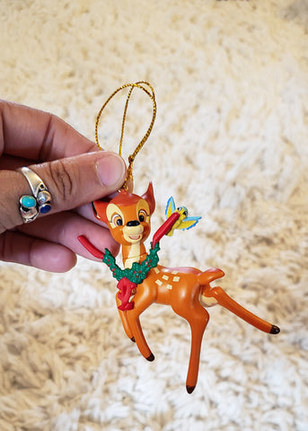 Bambi Ornament