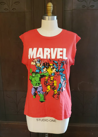 Marvel Muscle Tank (Large)