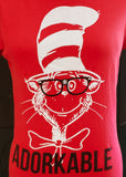 Cat in the Hat T-shirt (Large)