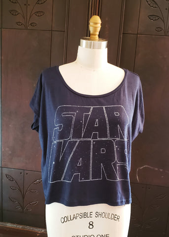 Star Wars Crop Top (M/L)