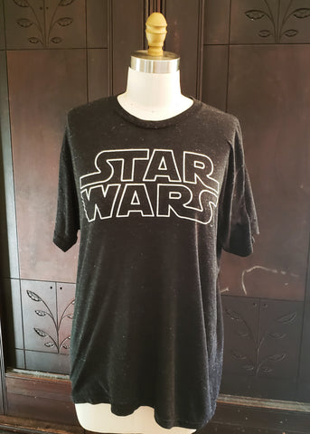 Star Wars Title T-shirt (Medium)