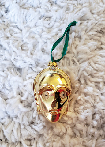 C-3PO Head Ornament