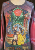 Beauty and the Beast Sweatshirt (Small)