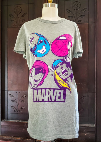 Marvel Nightshirt (OSFM)