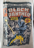 Black Panther Comic T-shirt (XL)