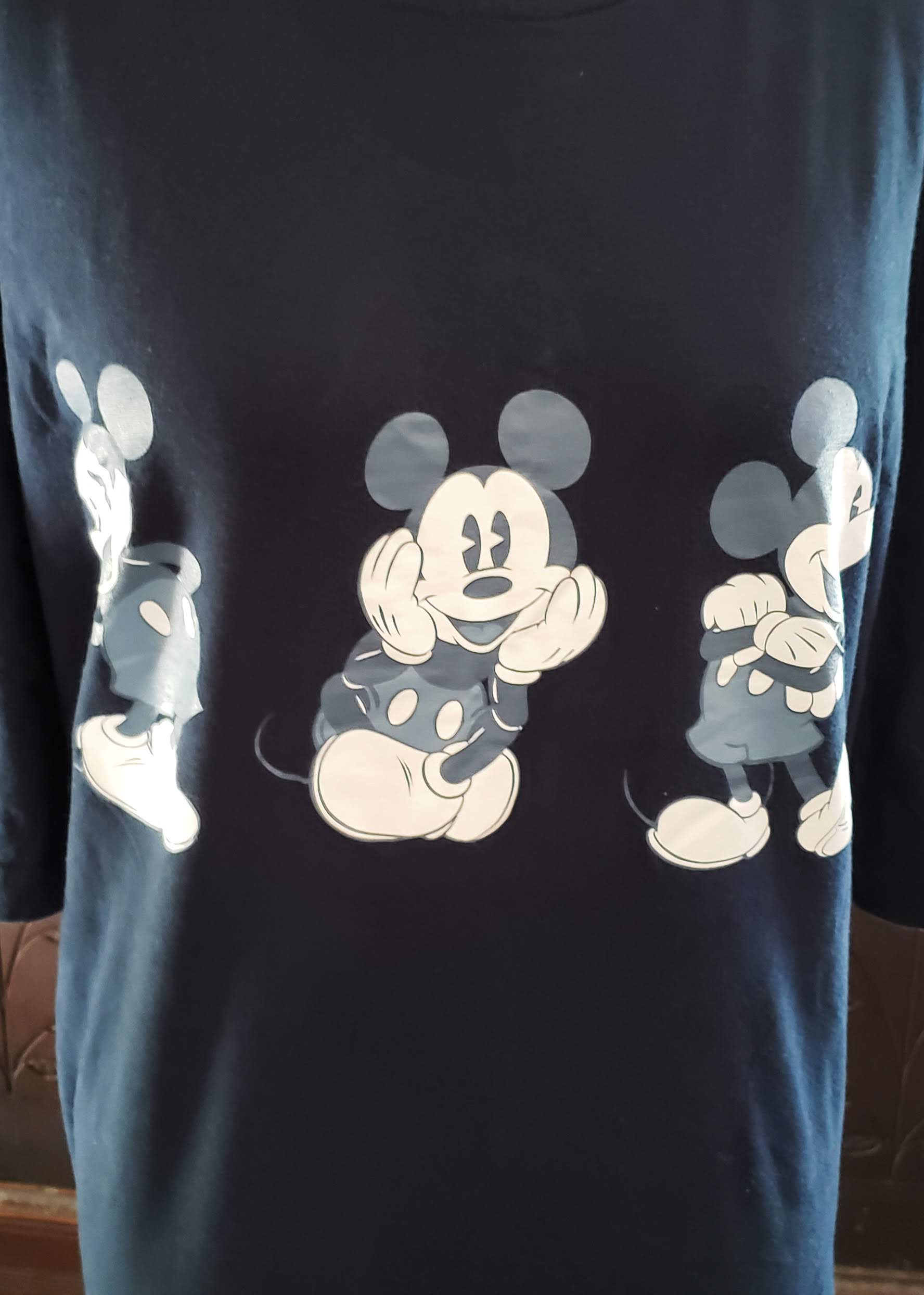 Vintage Mickey Mouse T-shirt (XL)