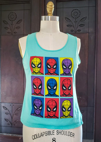 Spider-Man Tank Top (Medium)