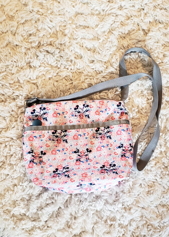 Minnie Mouse x LeSportsac Crossbody Bag