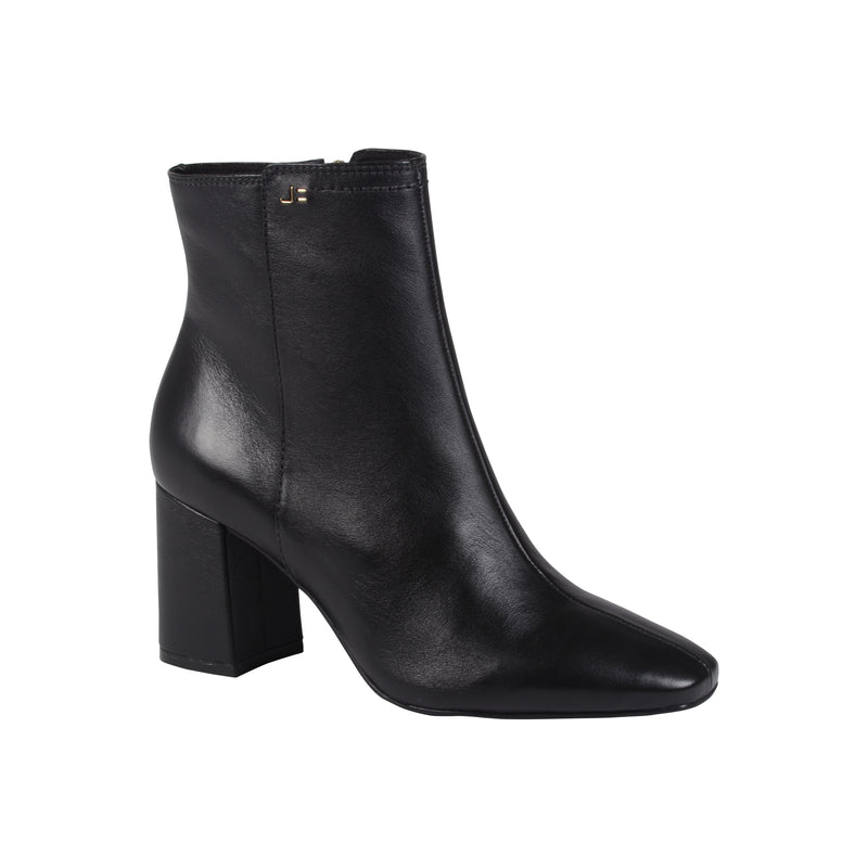 ecebf23821c Jorge Bischoff J51110001B02 anckle heel boot in leather
