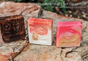 GO TEXAN LTD. ED. Native Texas Soap Collection - A Joy Forever Bath + Body