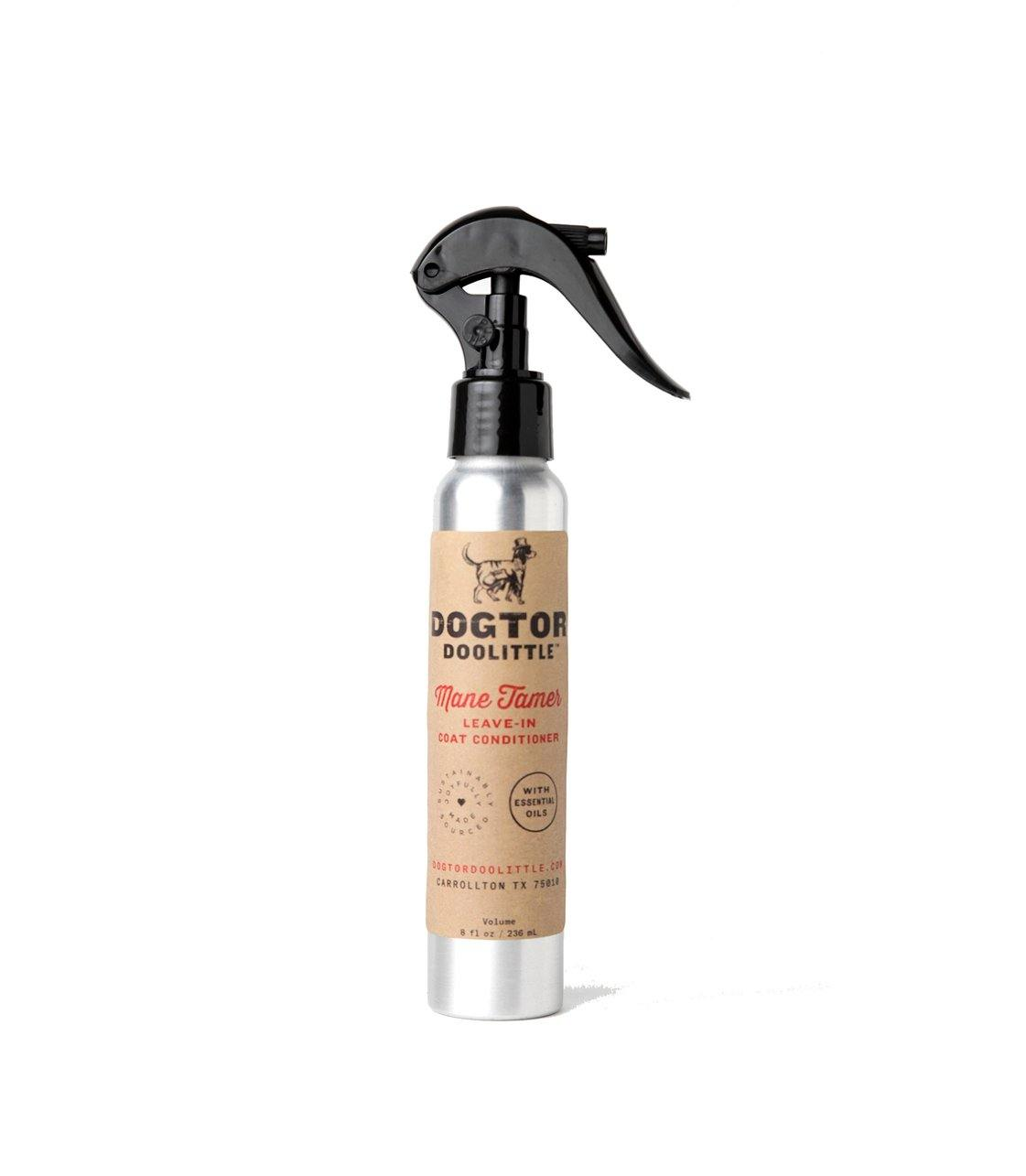 Dogtor Doolittle™ Mane Tamer Leave-In Conditioner for Dogs