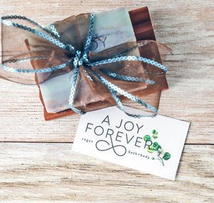Custom Gift Sets - A Joy Forever Bath + Body