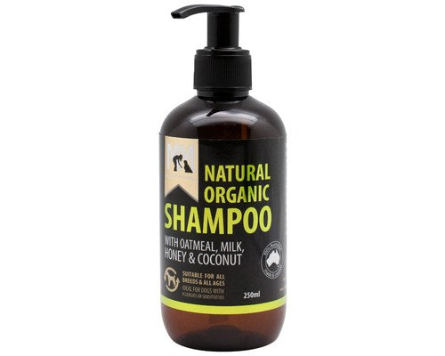 Meals For Mutts Organic Shampoo - 250ml
