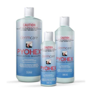 Phyohex Medicated Shampoo