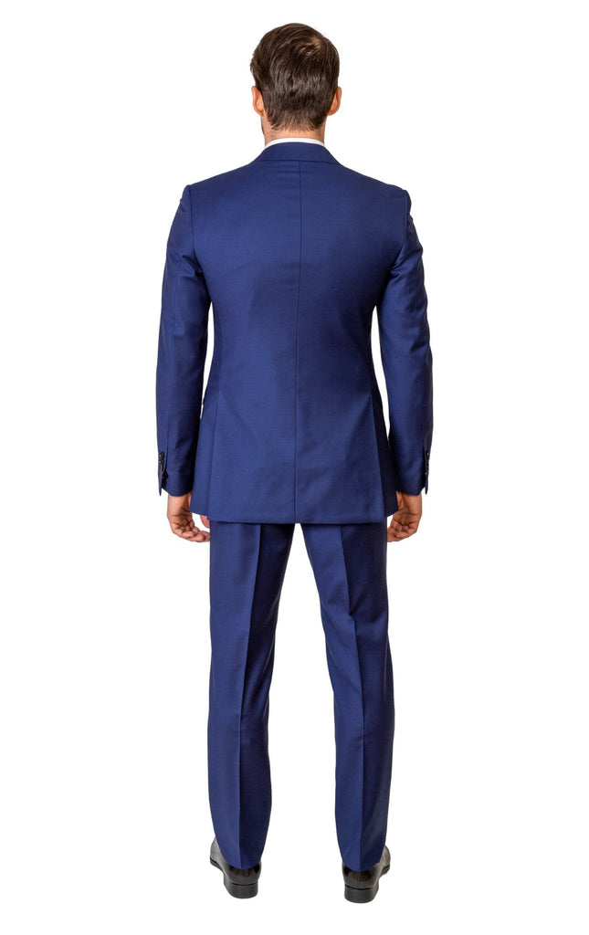 Royal Blue Suit - MARK STEPHEN