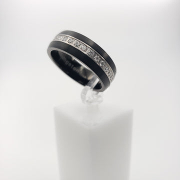 TUNGSTEN RING - B339C
