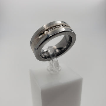 TUNGSTEN RING - F100091