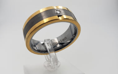 TUNGSTEN RING - F100100