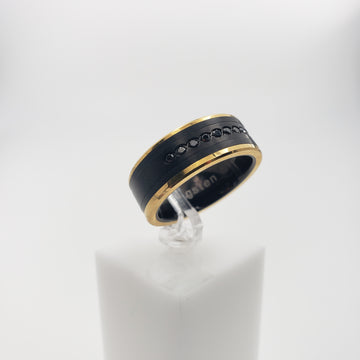 TUNGSTEN RING - B379A