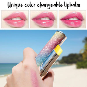 Galaxy Color-Changing Lip Balm