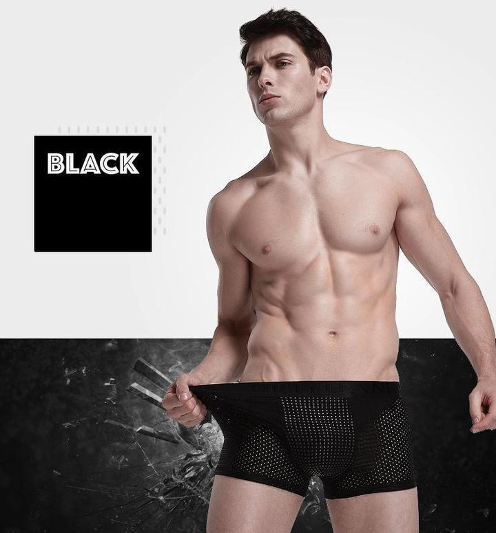 Magnetic Therapy Energetic Men Underwear