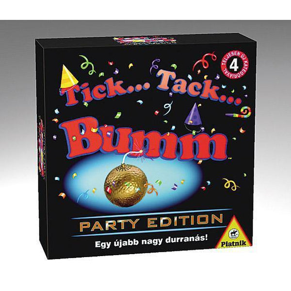 Tick...Tack...Bumm Party Edition-1