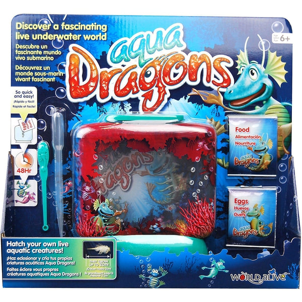 World Alive Aqua Dragons - Vízalatti élővilág-1