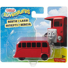 Thomas Adventures Bertie, a busz-