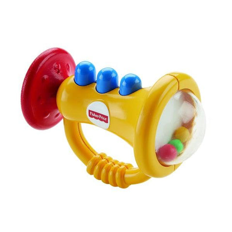 Fisher-Price Trombita csörgő-1