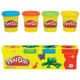 Play Doh gyurma, 4 db-os mini csomag-