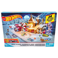 Játék: Hot Wheels Adventi naptár / Hot Wheels