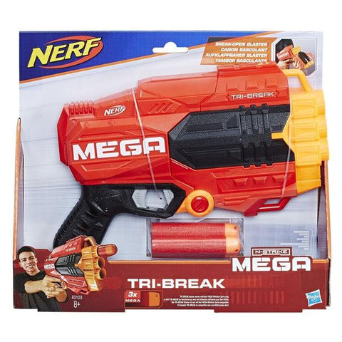 Nerf N-Strike Mega Tri-Break kilövő-1