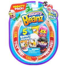 Mighty Beanz 5 db-os szett-