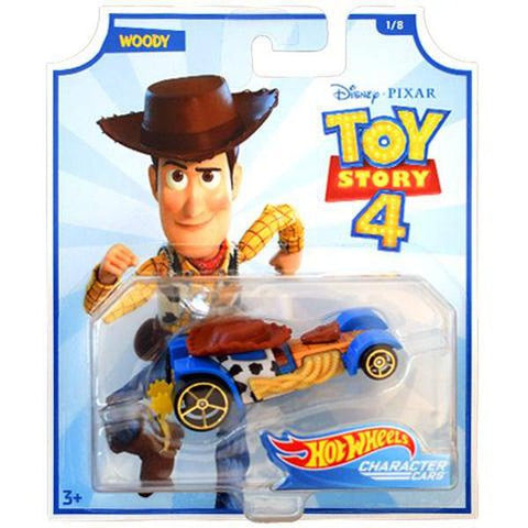 Hot Wheels Toy Story karakter kisautók - jatekszigethu