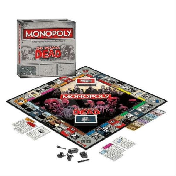 Monopoly - The Walking Dead társasjáték-1