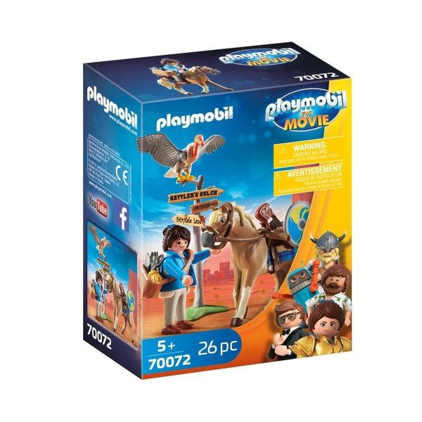 Playmobil The Movie: 70072 Marla lovacskával-1