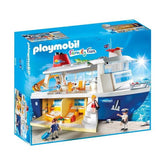 Játék: Playmobil Family Fun 6978 Luxus tengerjáró / Playmobil