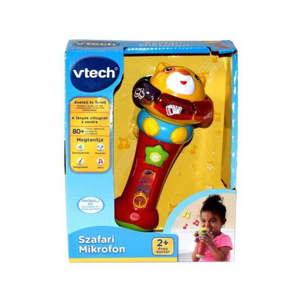V-Tech: Szafari mikrofon-1
