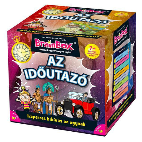 Brainbox - Időutazó-1